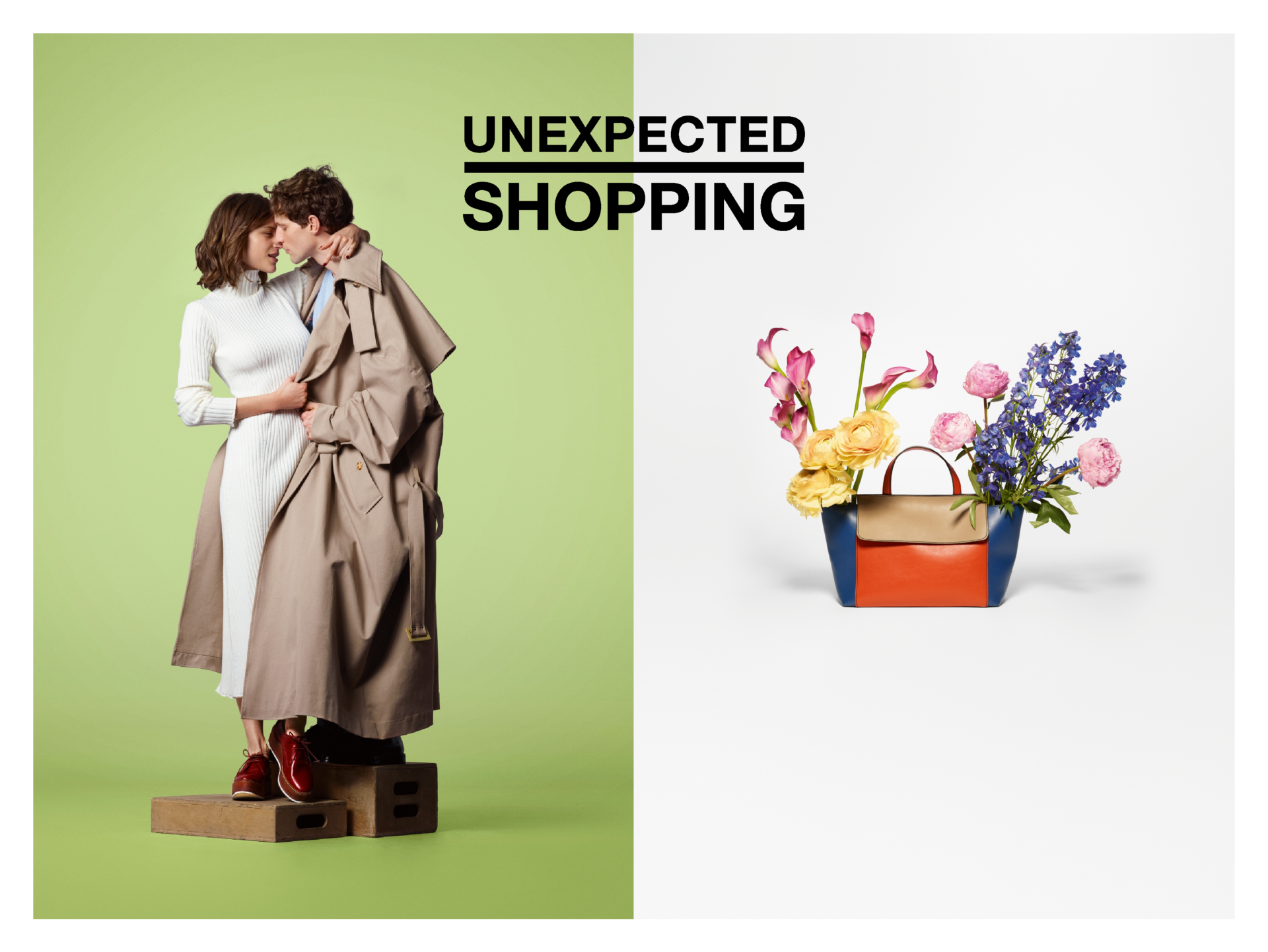 Margaux Ferrand Unexpected Shopping