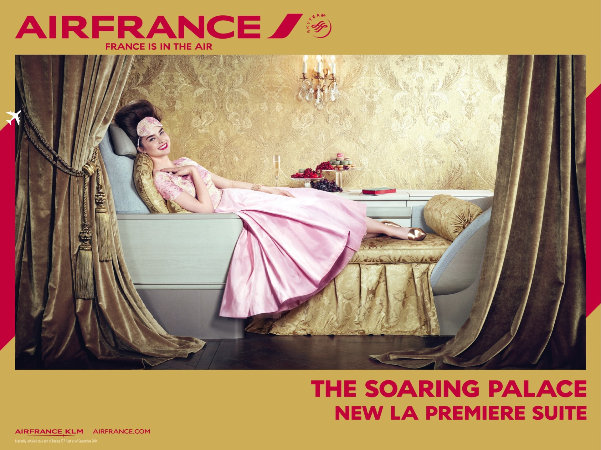 Margaux Ferrand Air France